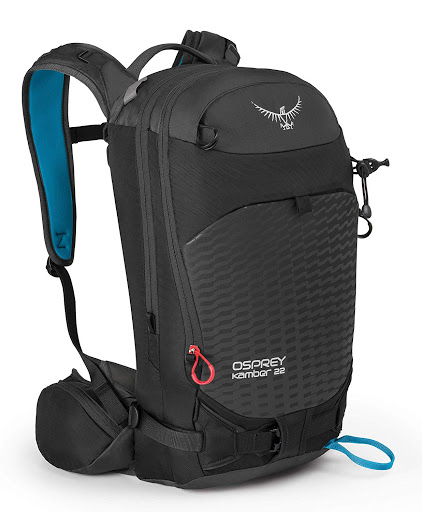 Zaino Sci Alpinismo Osprey Kamber 22