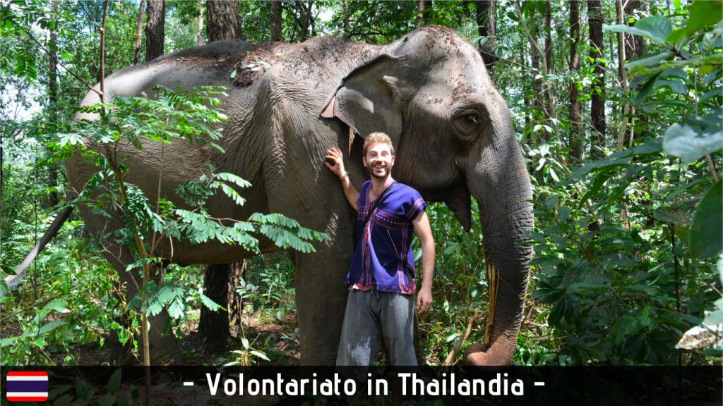 volontariato all'estero - thailandia