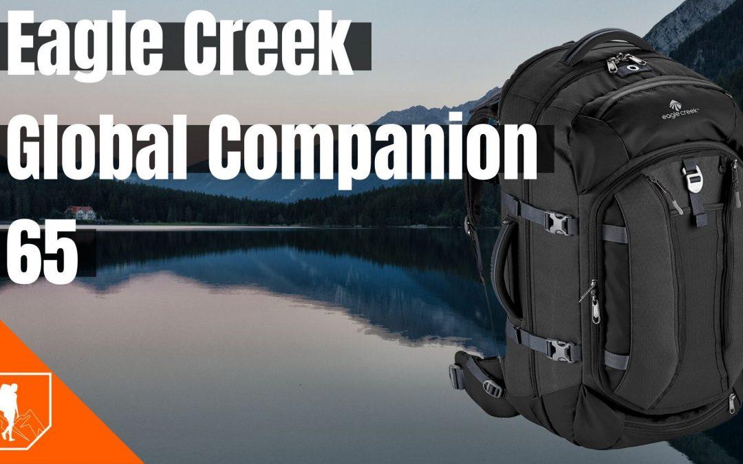 Zaino Eagle Creek Global Companion 65 Litri   recensione