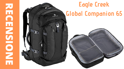 Zaino Eagle Creek Global Companion 65 Litri | recensione