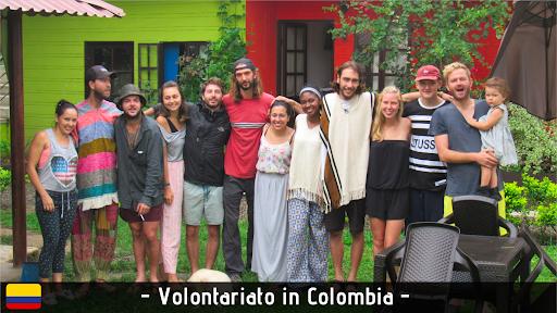 Volontariato in Colombia