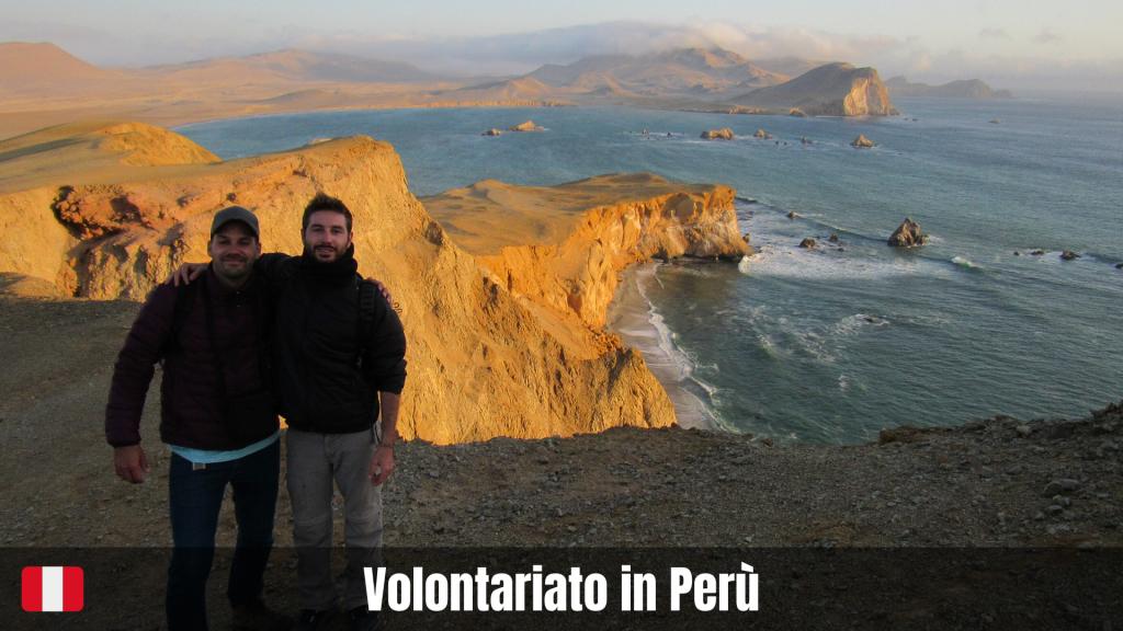Volontariato all'estero - Perù