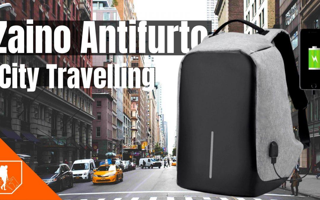 Zaino Antifurto | recensione