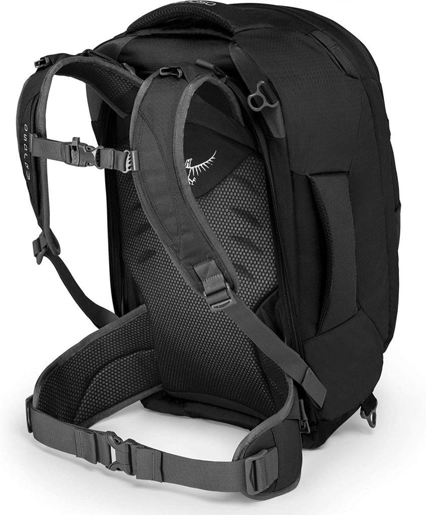 Zaino da Viaggio Bagaglio a Mano| Osprey Farpoint  & Fairview 40 Litri