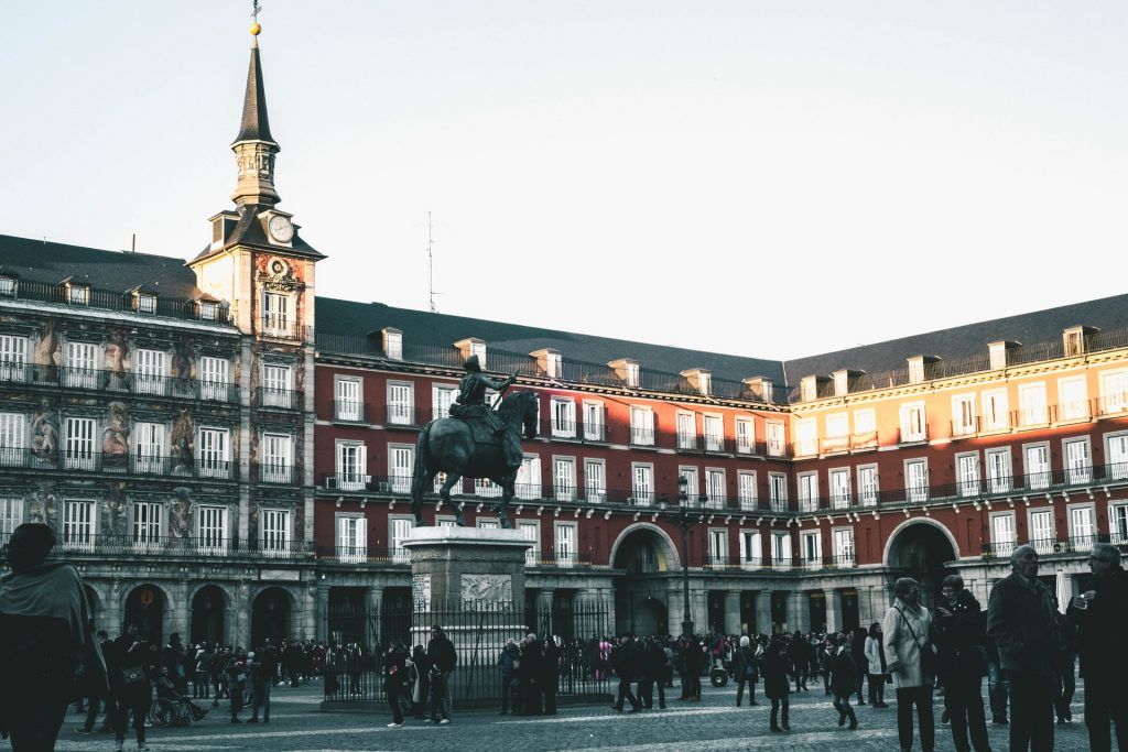 Weekend low cost a Madrid